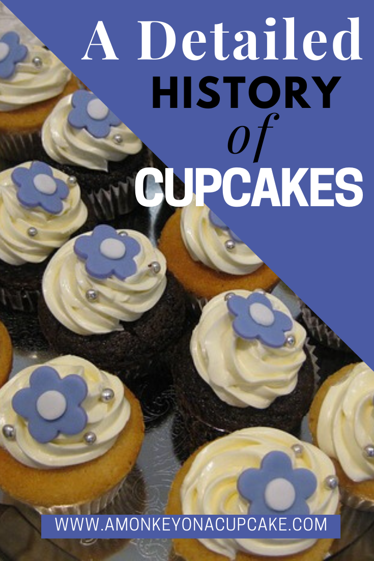 The Detailed History Of Cupcakes