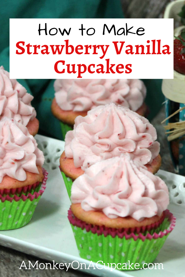 strawberry vanilla cupcakes article cover image