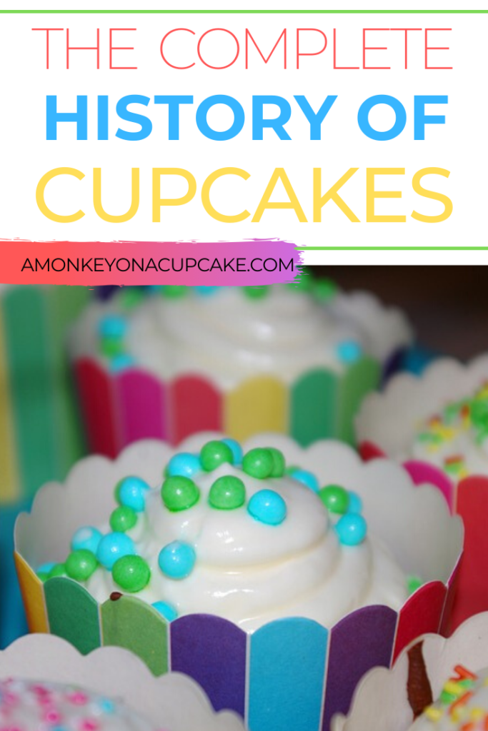 The detailed history of cupcakes article cover image