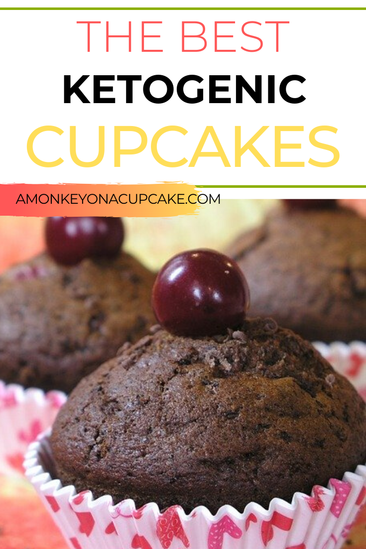 The Best Keto Chocolate Cupcakes