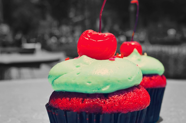 history of cupcakes in article image