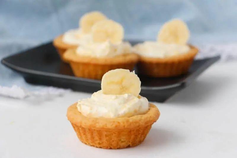 Cupcake Tin Recipes banana muffin cups
