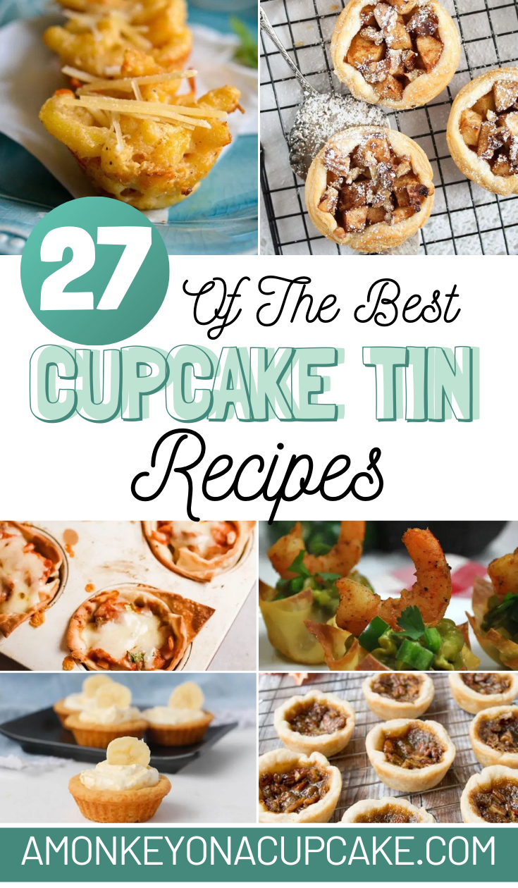 27 of the Best Cupcake Tin Recipes