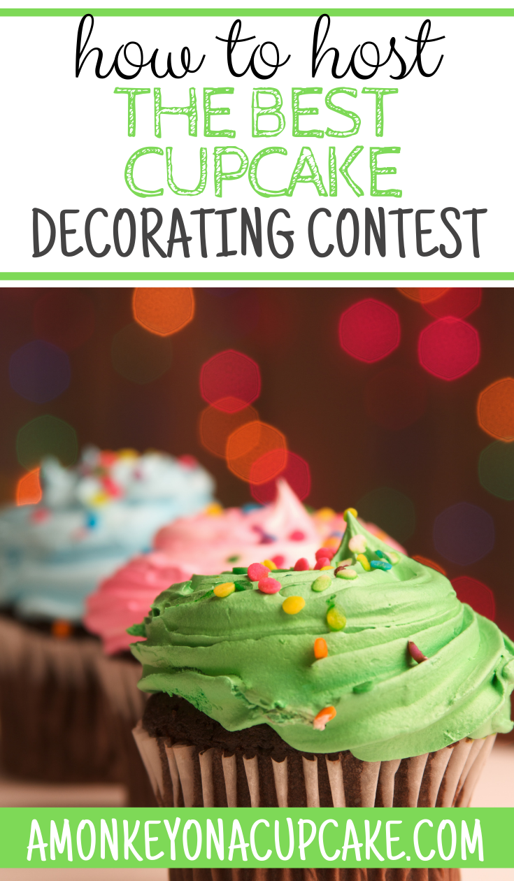 how to get sponsors for a cupcake decorating contest