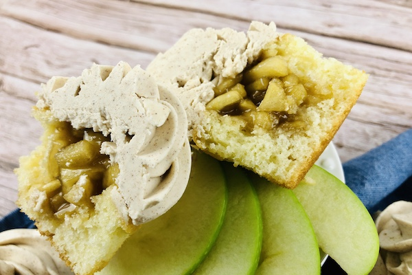 How to Make the Best Apple Pie Cupcakes