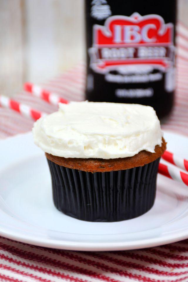 Best Root Beer Float Cupcake Recipe