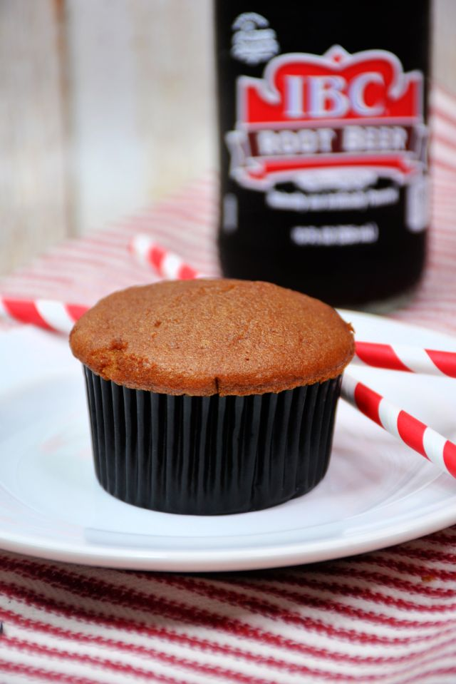 Rootbeer Float creamcheese Cupcake Frosting
