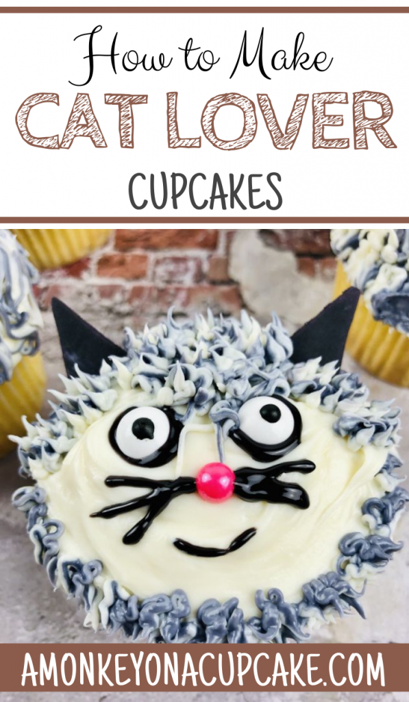 How to Make the Cutest Cat Cupcakes