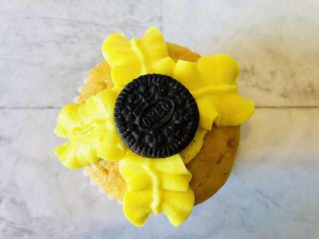 Sunflower Cupcakes for weddings